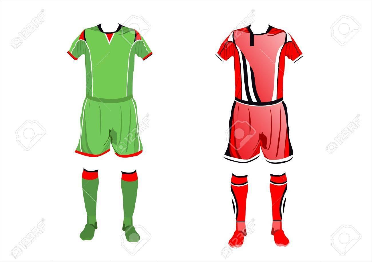 Soccer uniform clipart 5 » Clipart Portal.