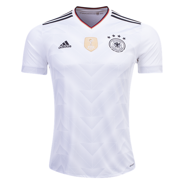 Germany 2017 Home Jersey Personalized.