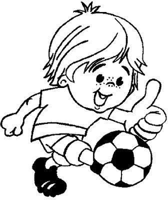 Soccer Images For Kids.