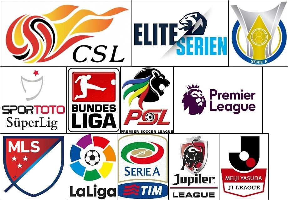 Click the Football League Logos Quiz.