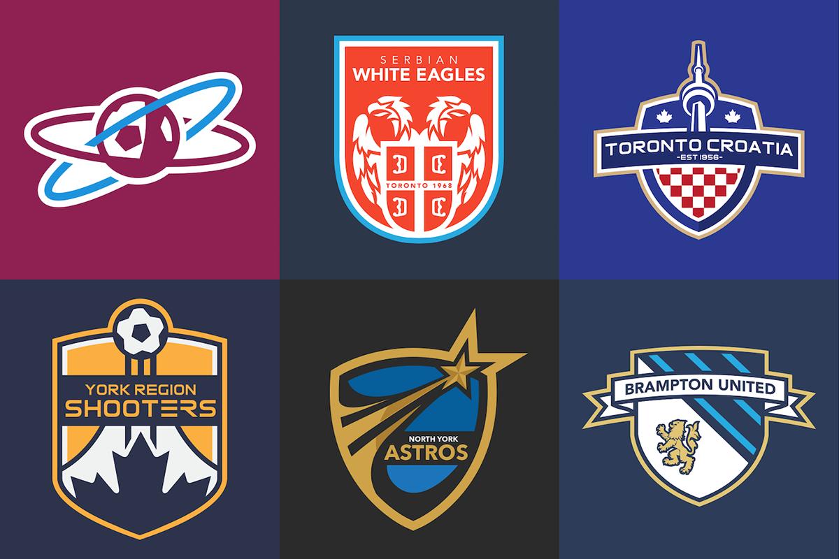 Canadian Soccer League Concepts on Behance.