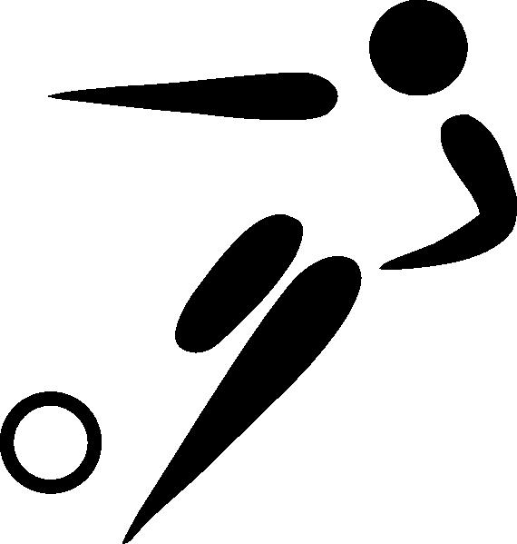 Olympic Soccer Logo Clip Art at Clker.com.