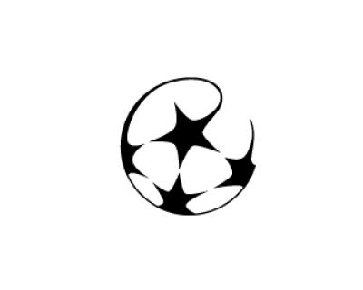Download Free png Cool Football / Soccer Logo Design.