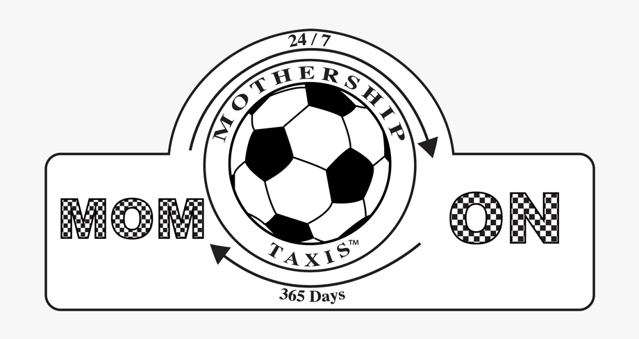 Soccer Mom On Taxi Light Mothership Taxis , Png Download.