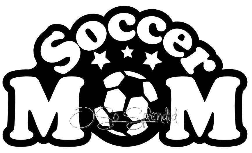 Soccer mom clipart 6 » Clipart Station.