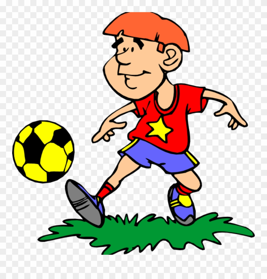 Soccer Player Images Clip Art Image Of Soccer Player.
