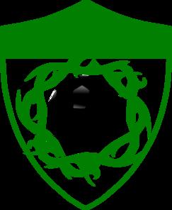 Thorn Soccer Shield Clip Art at Clker.com.
