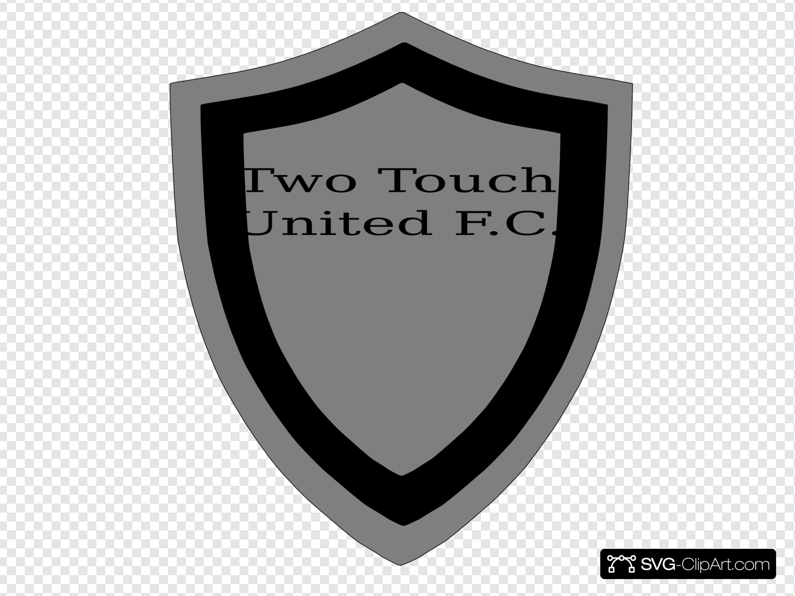 Soccer Shield Clip art, Icon and SVG.