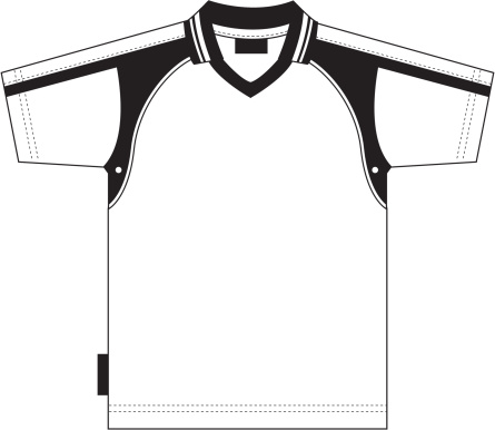 Soccer Jersey Clip Art.