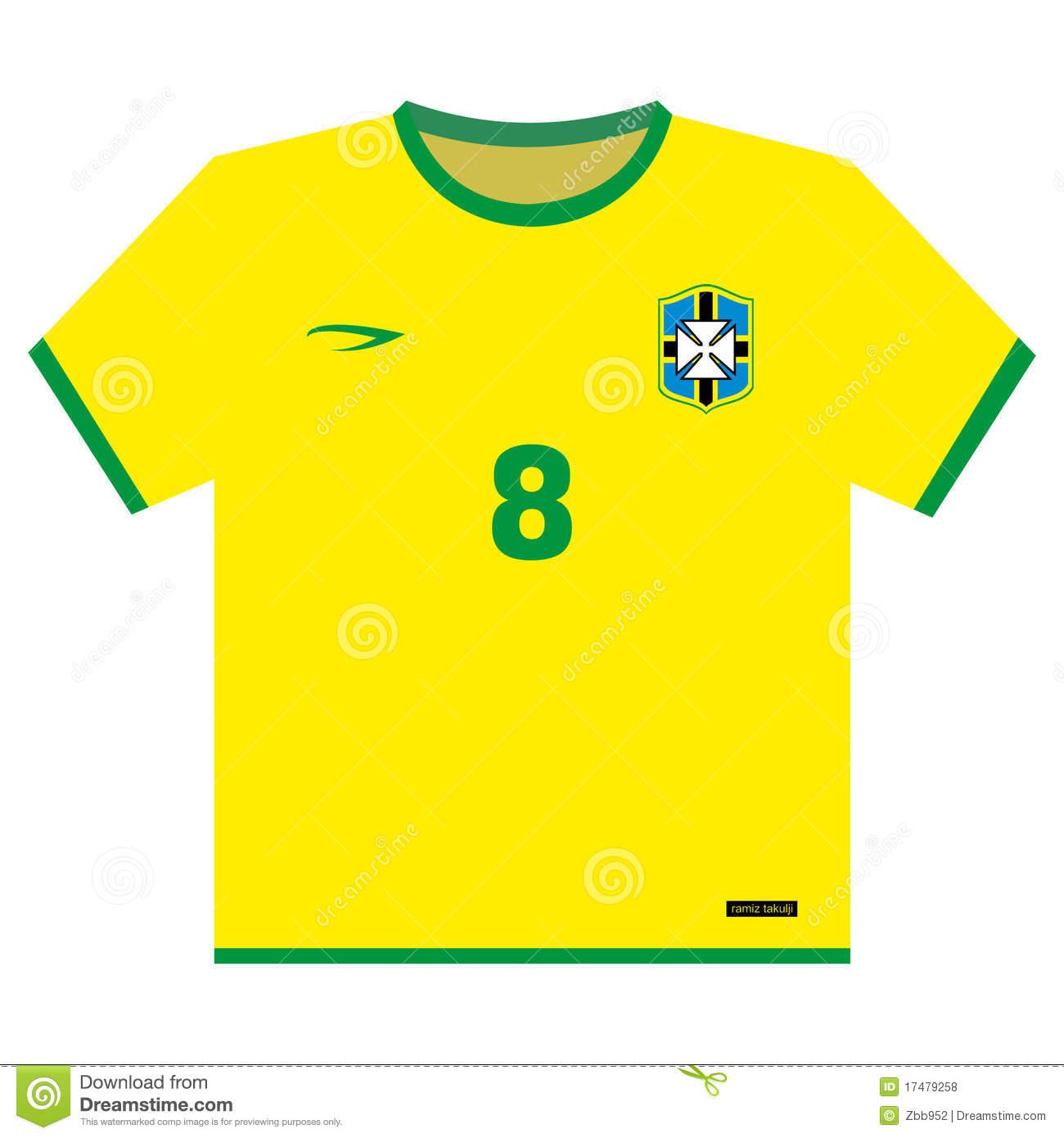 Showing post & media for Cartoon soccer jersey clip art.