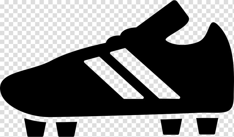 Cleat Football boot Shoe , football transparent background.