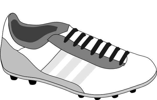 Soccer Cleats Cliparts.