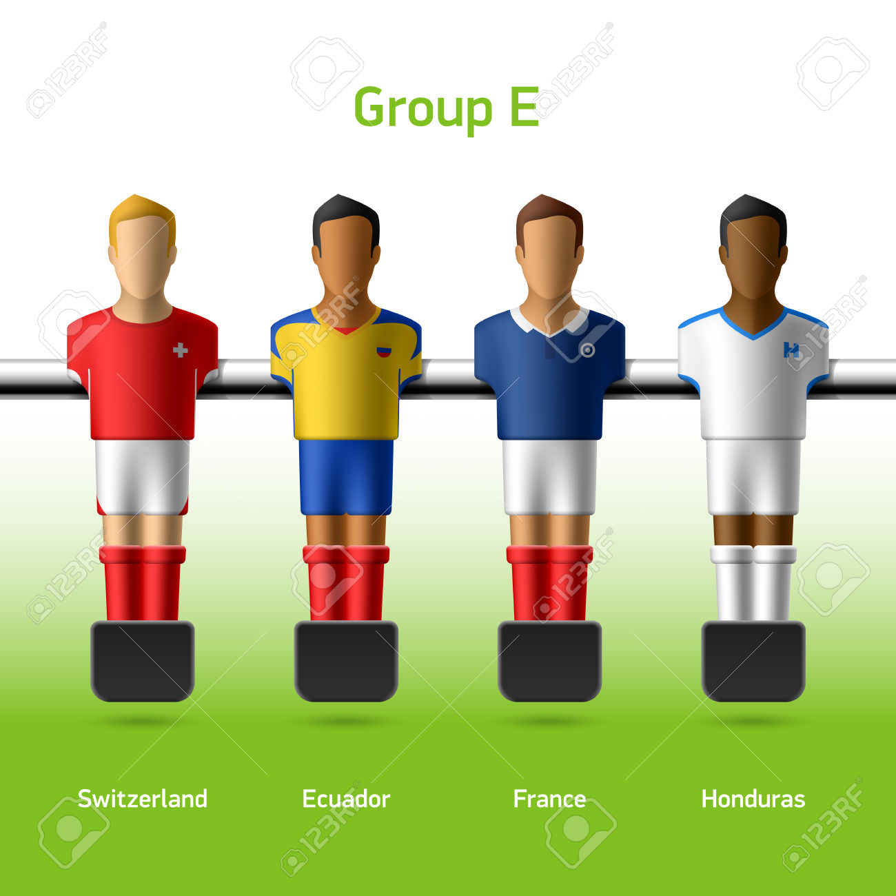 Table Football Foosball Players World Soccer Championship In.