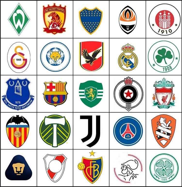 Click the Soccer Logos Quiz.