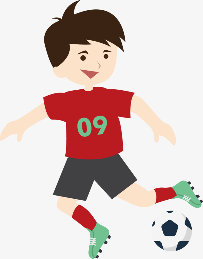 Soccer vector clipart 5 » Clipart Station.