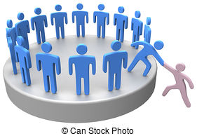 Social club Clip Art and Stock Illustrations. 989 Social club EPS.