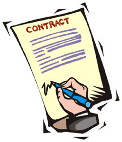 Contract clipart social contract, Contract social contract.