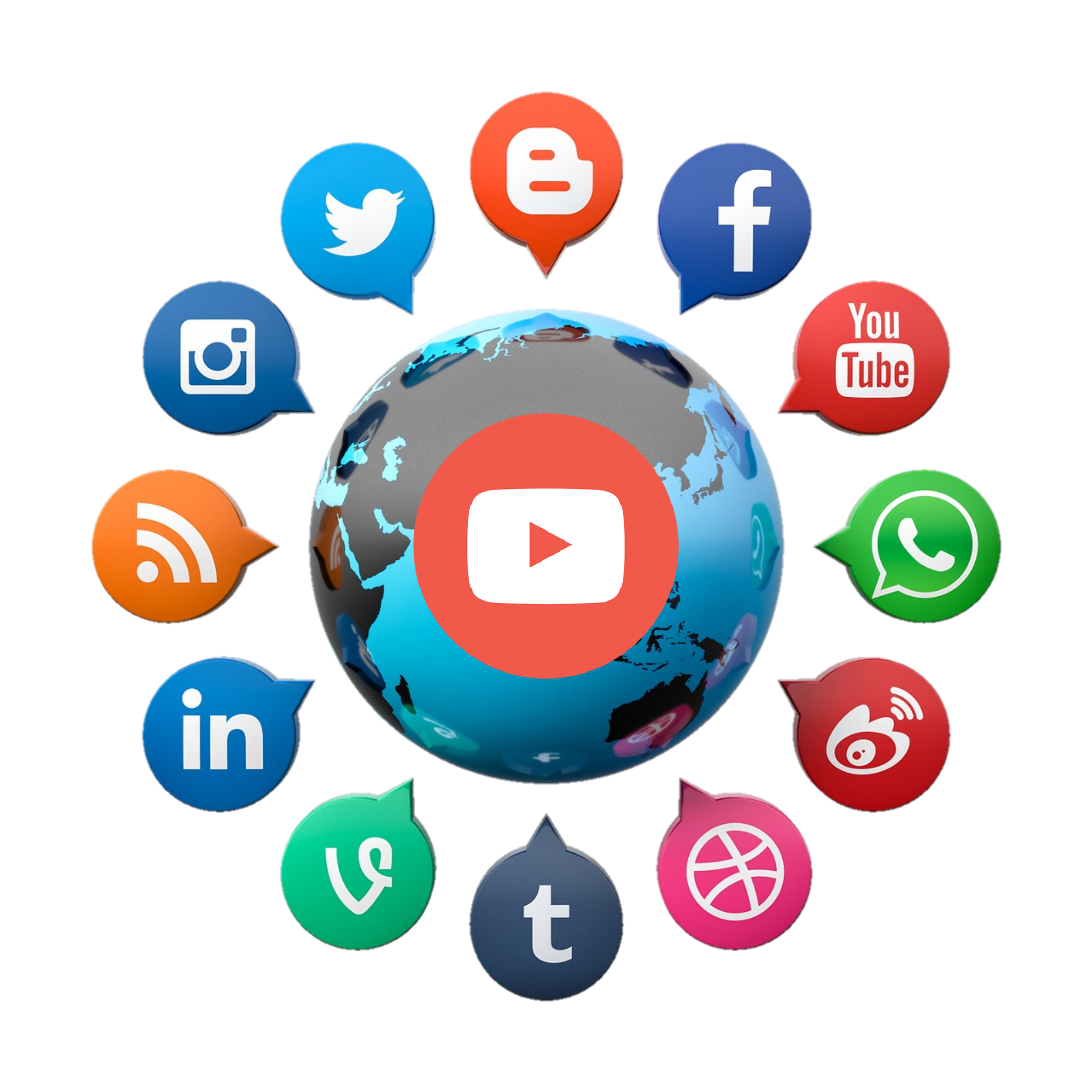 Social media marketing Social networking service.