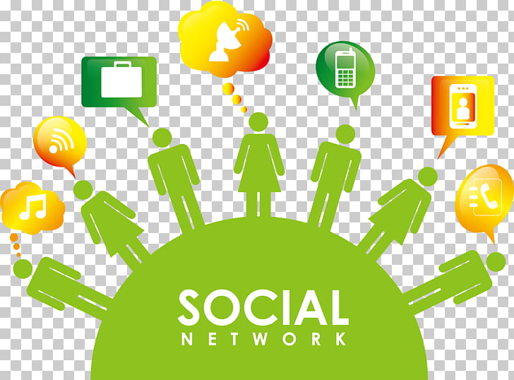 Social media Social networking service Icon, Business Icons.