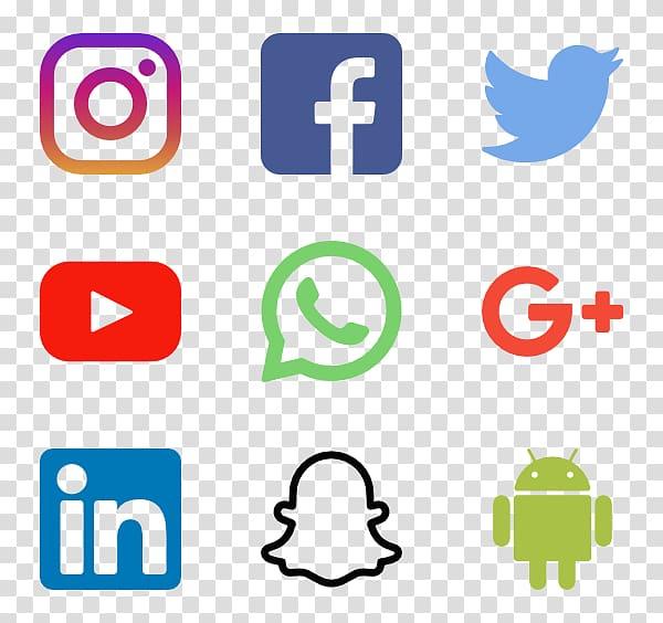 Social media Computer Icons Logo, social media transparent.