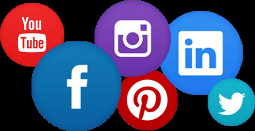 Free Png Download Web Instagram Facebook Twitter Logos.