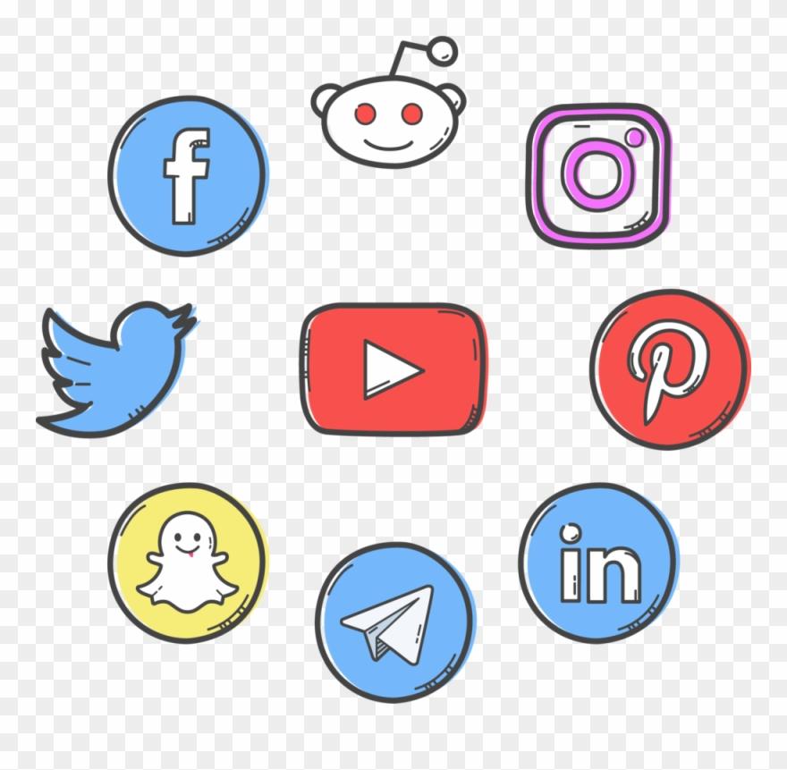 Kisspng Social Media Logo Social Network Clip Art.