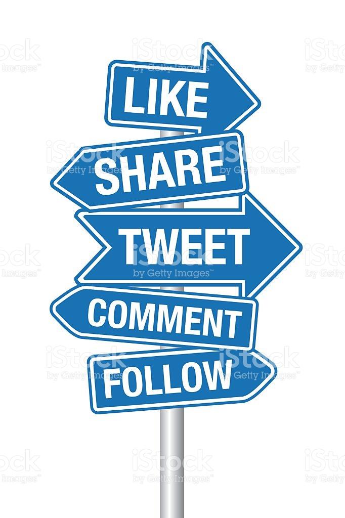 social media clipart clipground