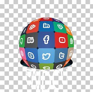 Social Media Marketing PNG Images, Social Media Marketing.
