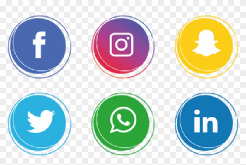 Free Png Download Social Media Icons Png Images Background.