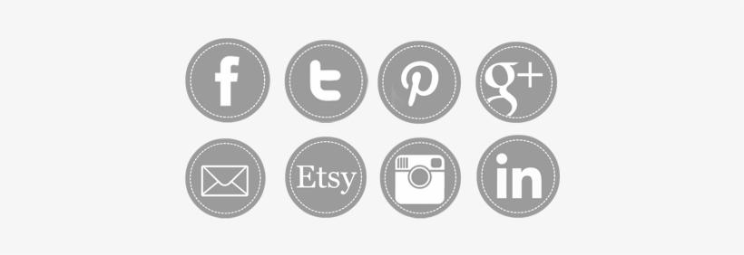 Free Download Social Media Icons Png Clipart Social.