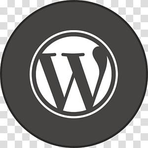 Somacro DPI Social Media Icons, wordpress, gray and white w.