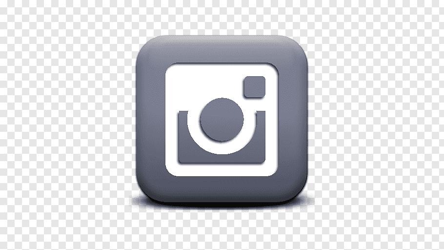 Cube gray and white logo illustration, Social media Computer.
