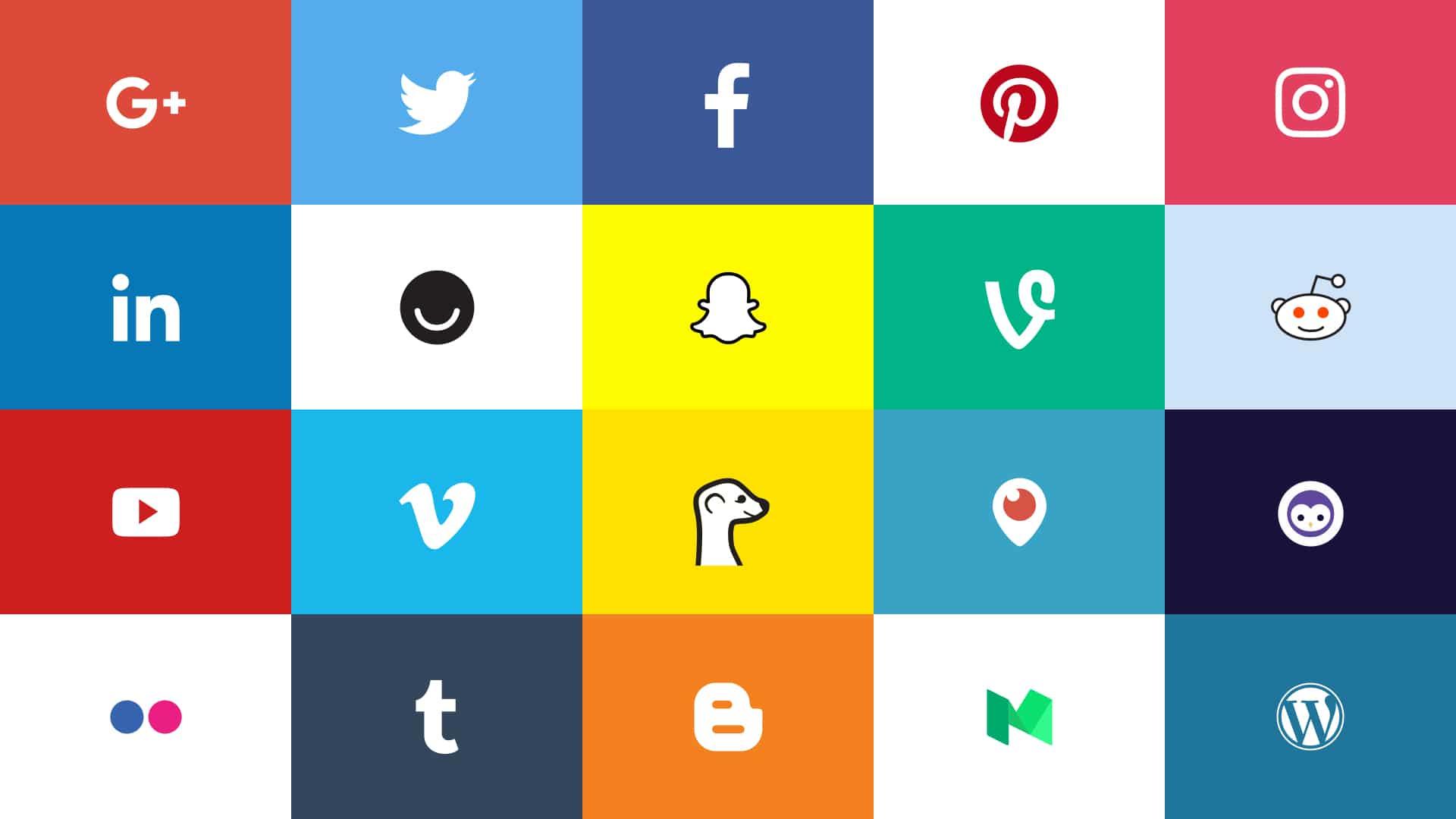 Social Media Logo】.