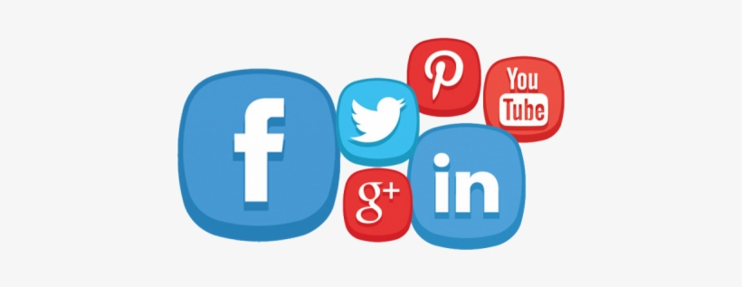 Remarkable Social Media Icons Free Download Vector.
