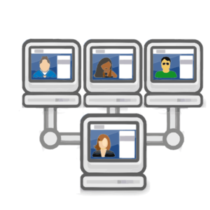 Social Network Clip Art at Clker.com.