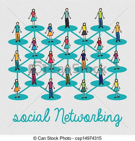 Social networking Clip Art and Stock Illustrations. 168,518 Social.