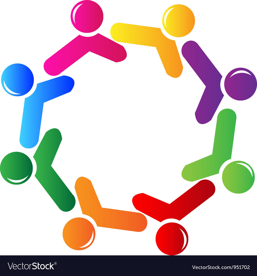 Teamwork social networking logo.