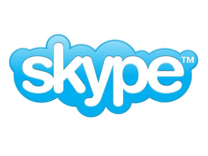 Social networking logos.