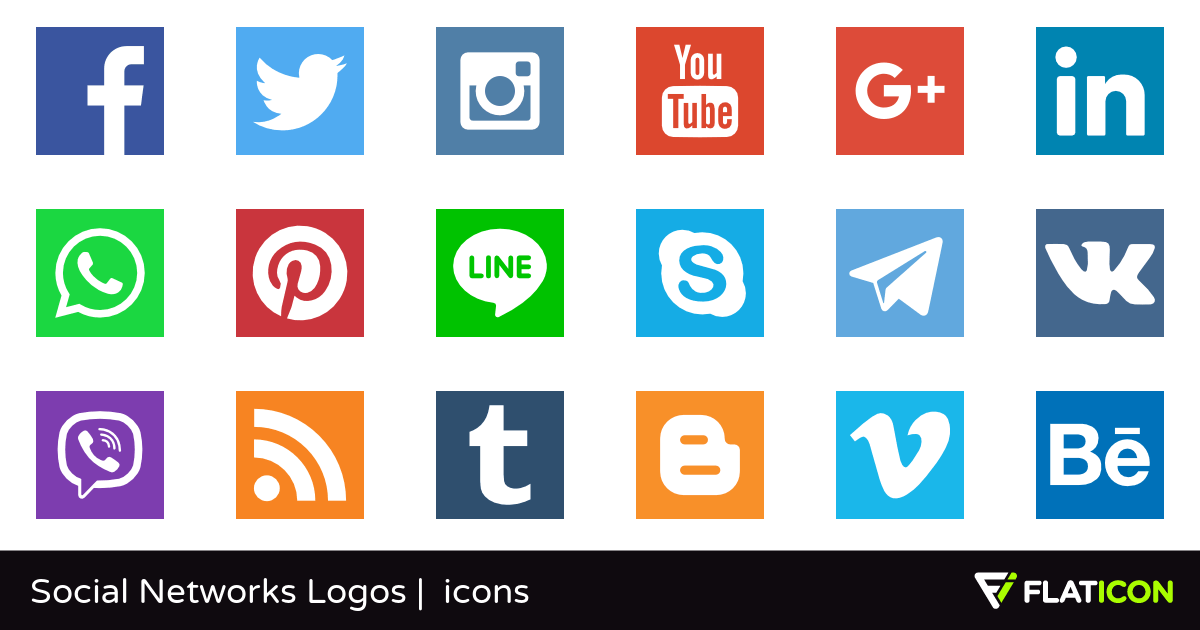 Social Networking Sites Logo.