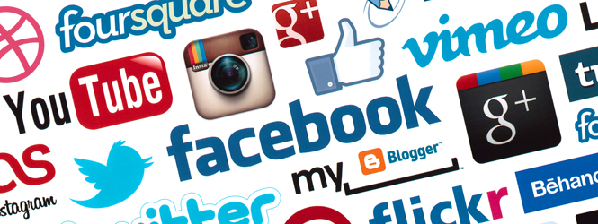 How the Top 5 Social Networks Got their Logo Designs.