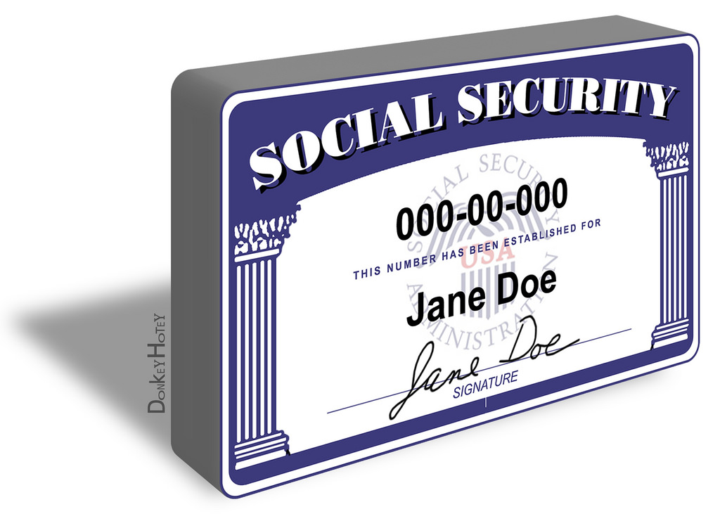 How to Get a New Social Security Card If You Are Living.