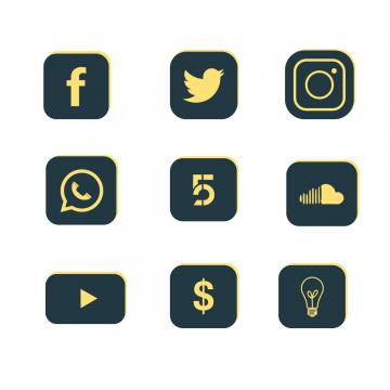 Social Network PNG Images.