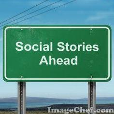 Social Stories Clipart.