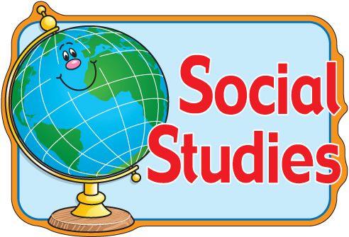 Social Studies Fair Clipart.