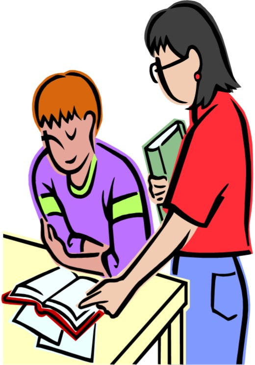 School Social Worker clipart free image.