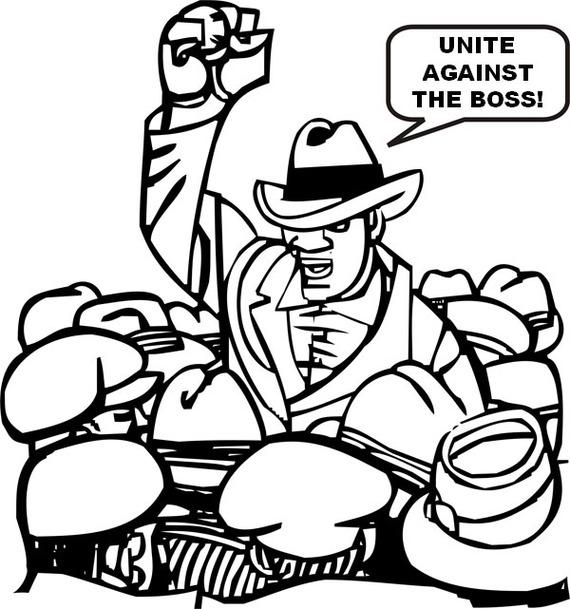 Cooperative Socialism Clipart.