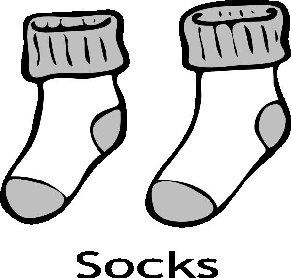 Socks Clipart.