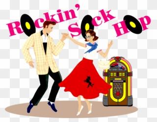 Free PNG Sock Hop Clip Art Download.