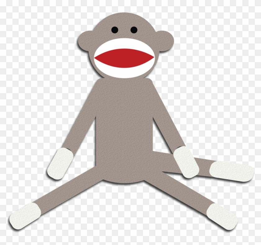 Monkey Clipart Cute Monkey Clipart Schylling Sock Monkey.