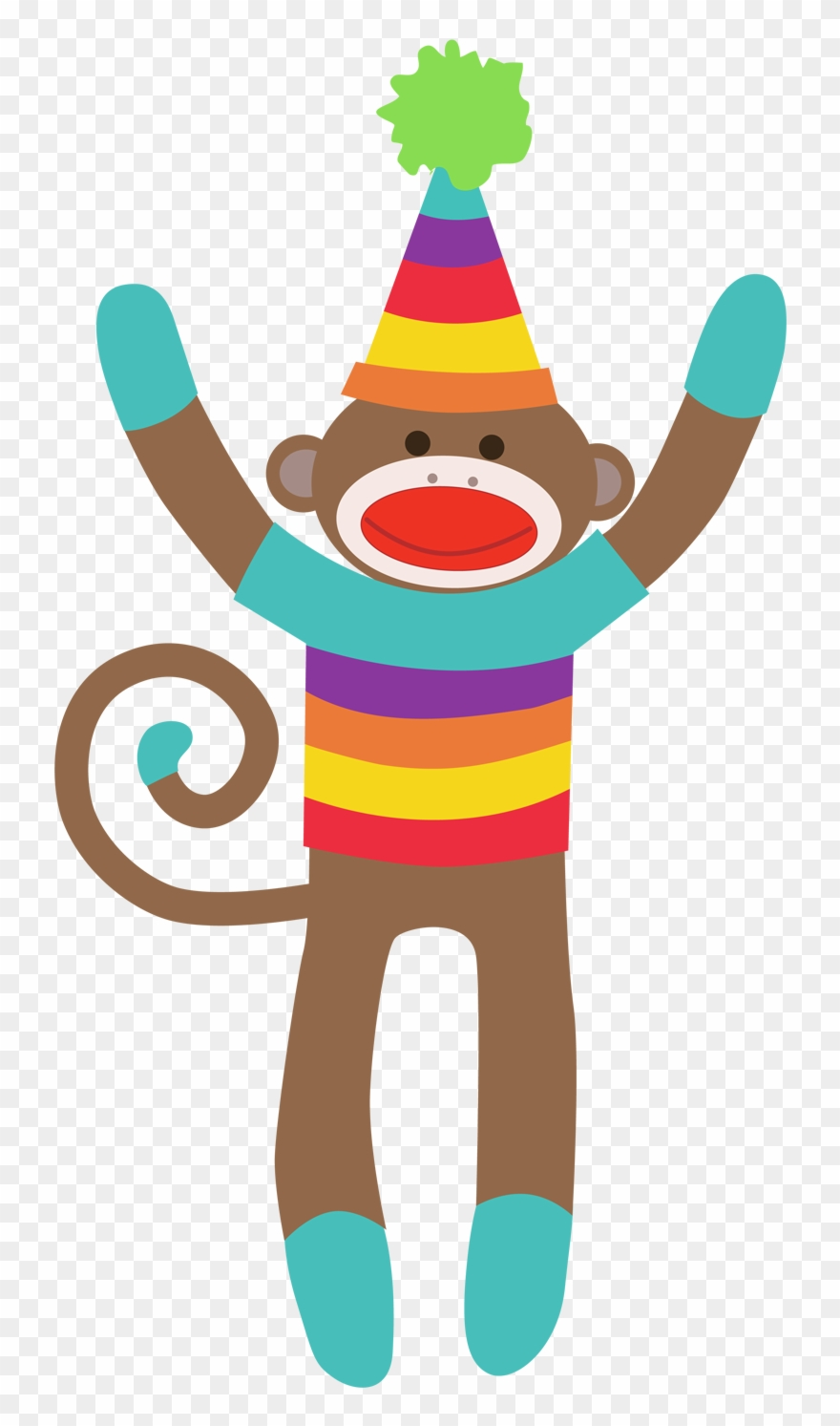 Sock Monkey Clipart Free Download Clip Art On.